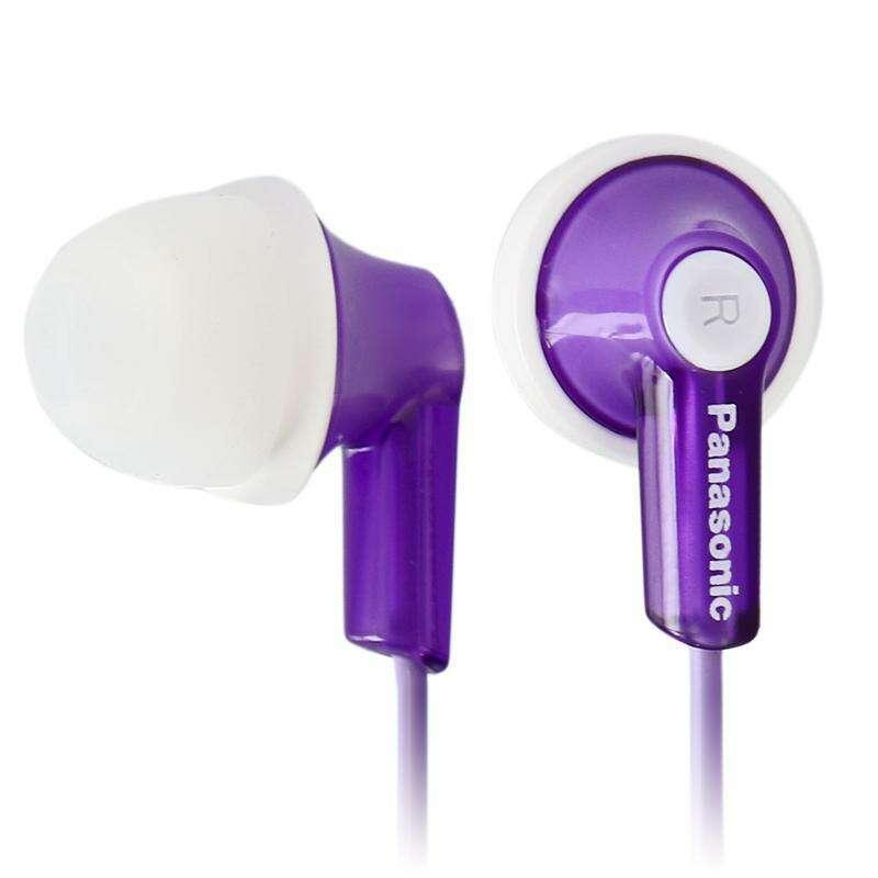 Наушники Panasonic RP-HJE118GU Purple