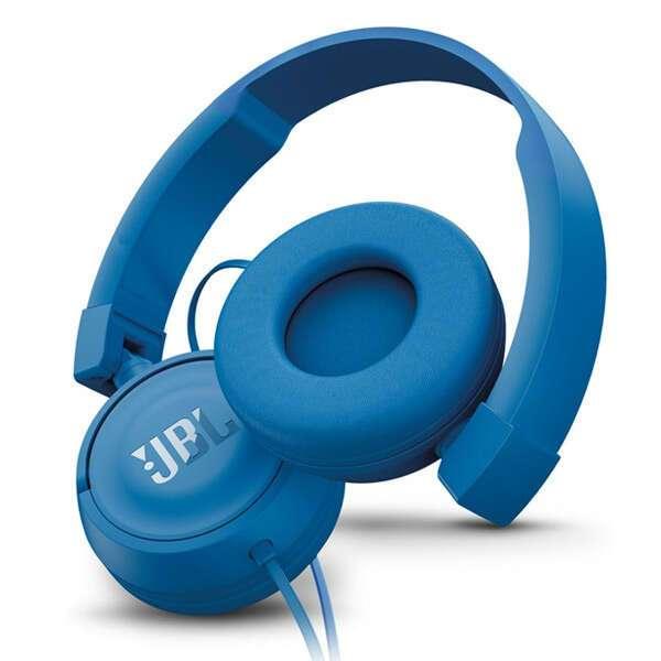 Наушники накладные JBL T450 (Blue)