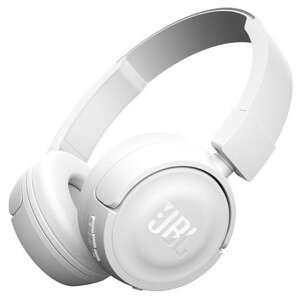 Наушники JBL Bluetooth T450BT (White)