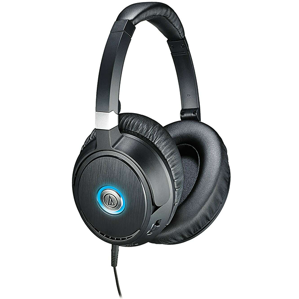 Наушники накладные Audio-technica ATH-ANC70 (Black)
