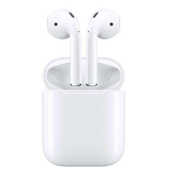 Наушники-гарнитура Apple AirPods MMEF2 (White)