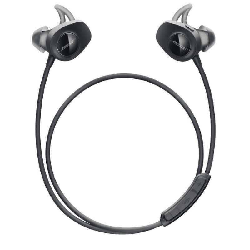Наушники вкладыши Bose Soundsport Wireless (Black)