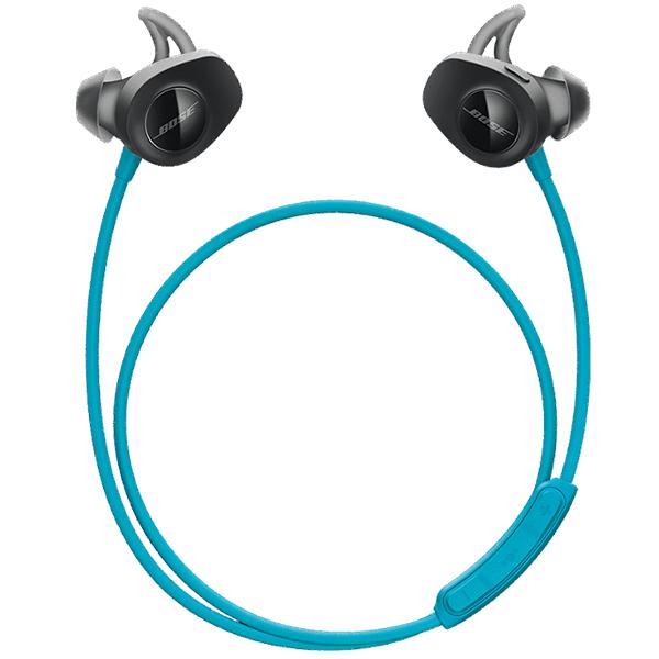 Наушники вкладыши Bose Soundsport Wireless (Blue)