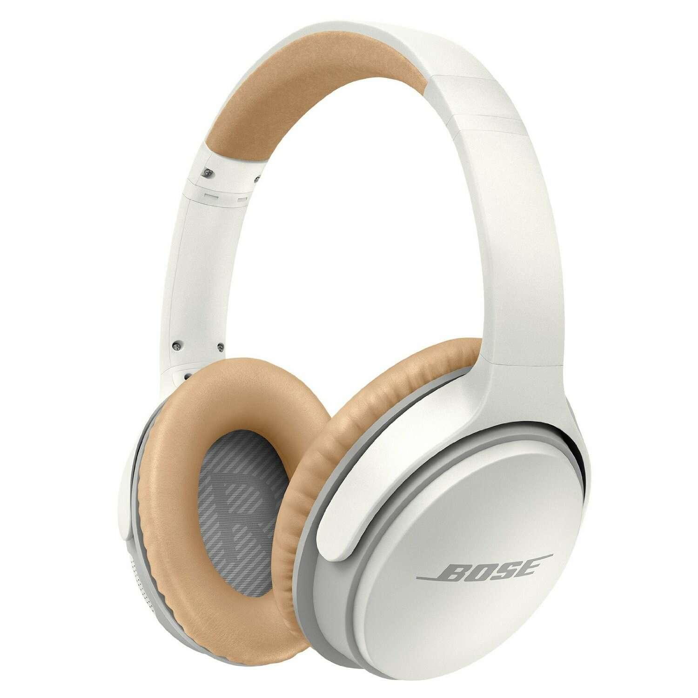 Наушники полноразмерные Bose Soundlink Wireless II (White)