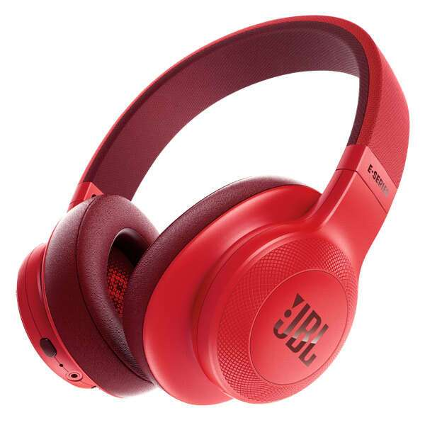 Наушники полноразмерные JBL E55BT Red