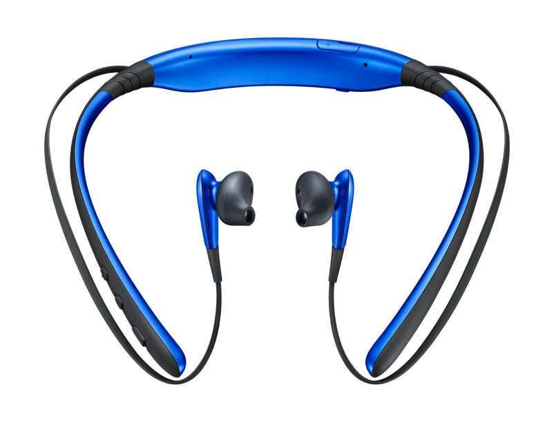 Наушники вкладыши Samsung Level U Blue