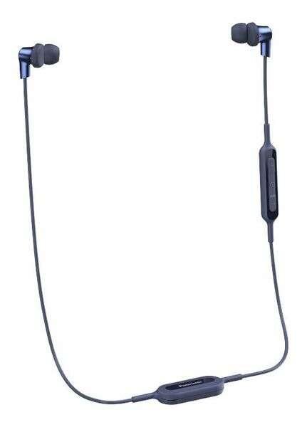 Наушники внутриканальные Panasonic RP-NJ300BGCA (синий)