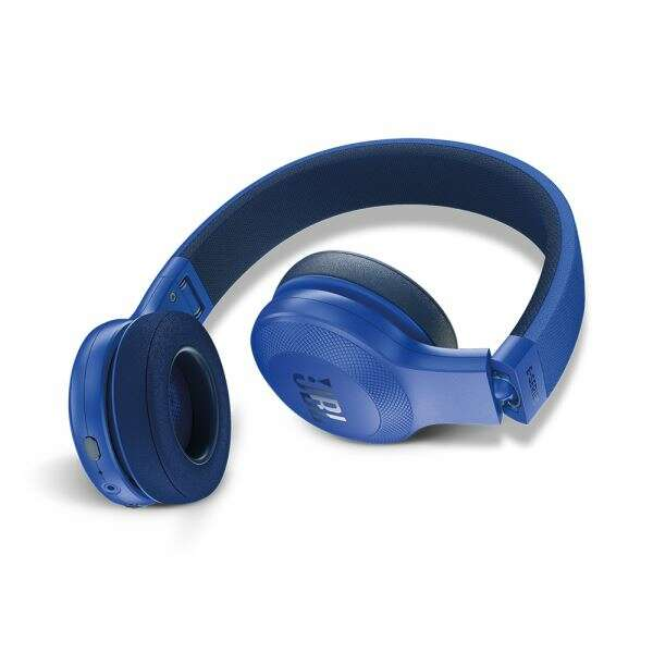 Наушники накладные JBL JBLE45BTBLU(синий)