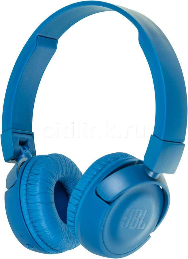 Наушники JBL Bluetooth T450BT (Blue)