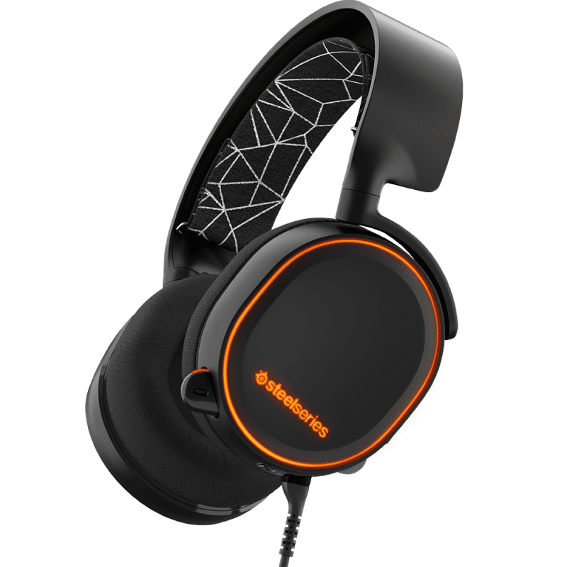 Гарнитура SteelSeries  Arctis 5 Black