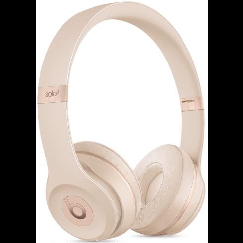 Наушники накладные Beats Solo3 Wireless On-Ear Headphones Matte Gold