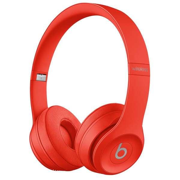 Наушники Beats Solo3 Wireless MP162ZM/A Red