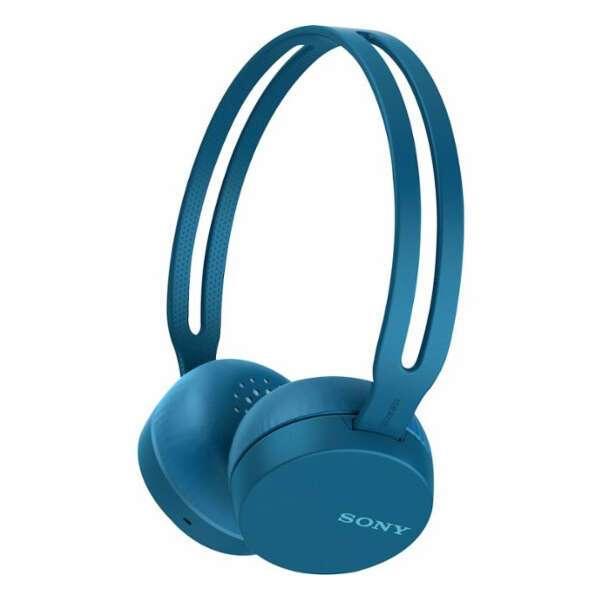 Наушники накладные Sony WHCH400L.E Blue