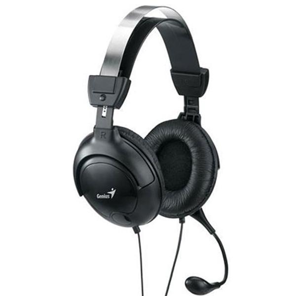 Наушники полноразмерные Genius HS-M505X (Black)
