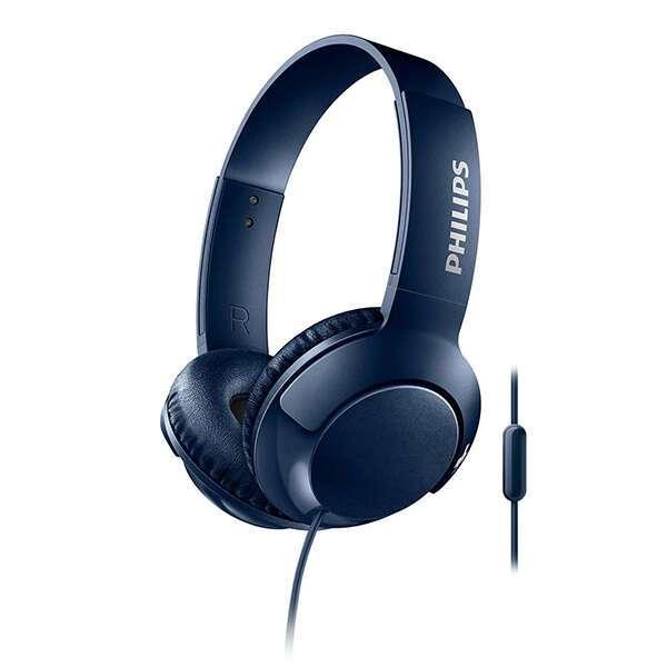 Наушники накладные Philips SHL3075BL (синий)