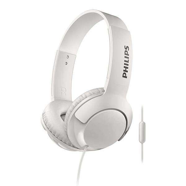 Наушники накладные Philips SHL3075WT (белый)