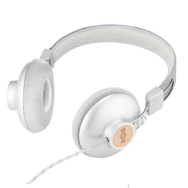 Наушники накладные Marley Positive Vibration 2 EM-JH121-SV (Silver)