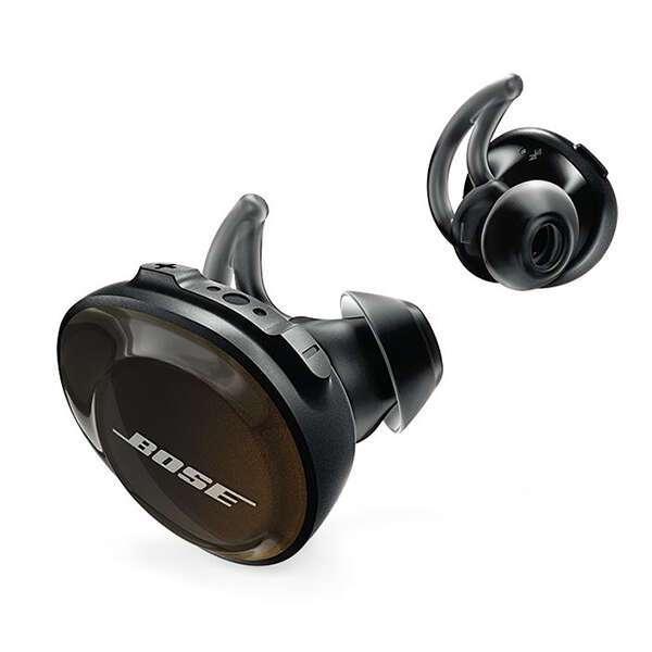 Наушники беспроводные Bose Soundsport Free (Black)