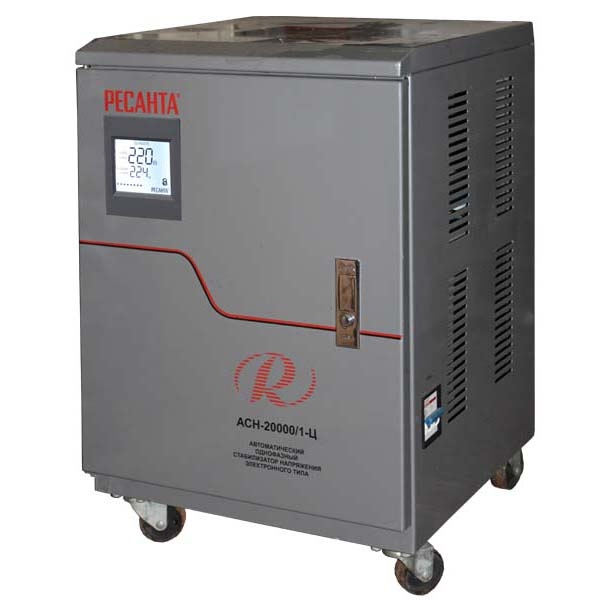 Стабилизатор цифровой Ресанта 20000/1 АСН Ц