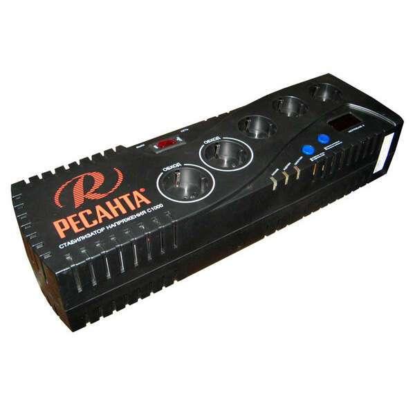 Стабилизатор цифровой Ресанта 1000С