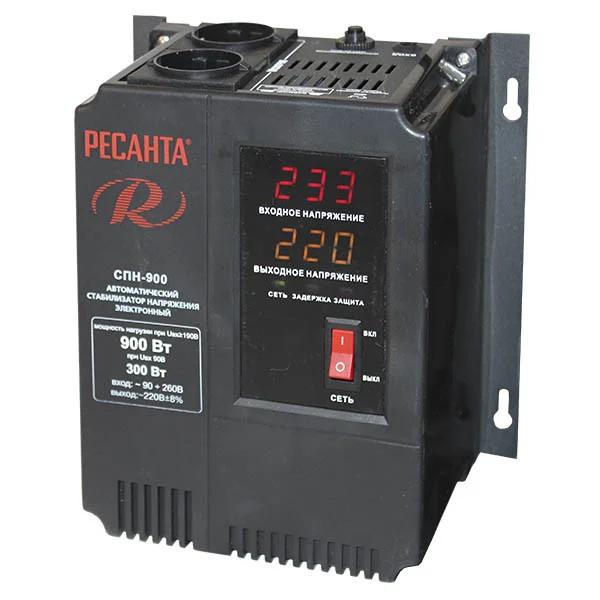 Стабилизатор цифровой Ресанта СПН-  900
