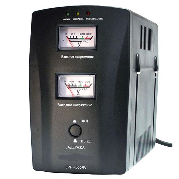 Стабилизатор напряжения HUBERT AVR-500VA