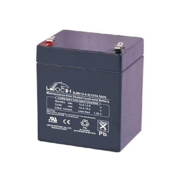 Аккумулятор Leoch DJW 12-4,5 12V 4,5Ah
