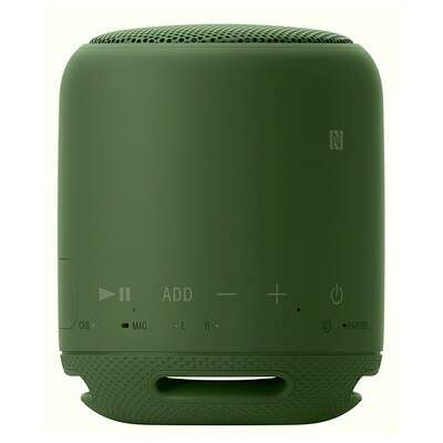 Портативная колонка SONY SRSXB10G (зеленая)