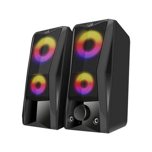 Акустическая система Sven SV-445 RGB (2.0)