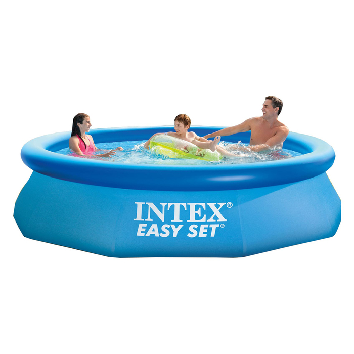 Бассейн надувной Intex Easy Set (28120)