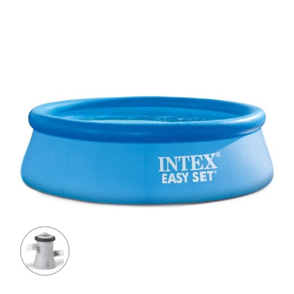 Бассейн надувной Intex Easy Set (28112)