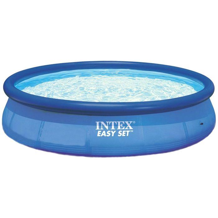 Бассейн надувной Easy Set, 366х76 см 28130 INTEX