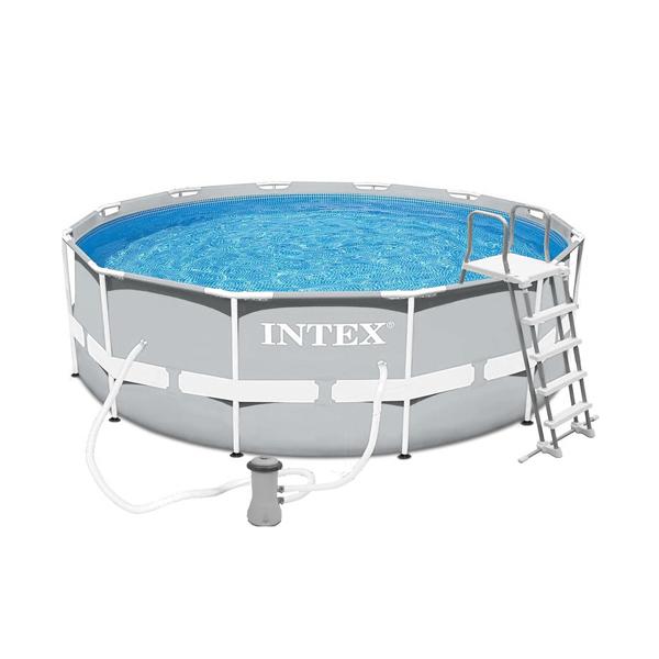 Каркасный бассейн Intex Prism Frame 26718FR