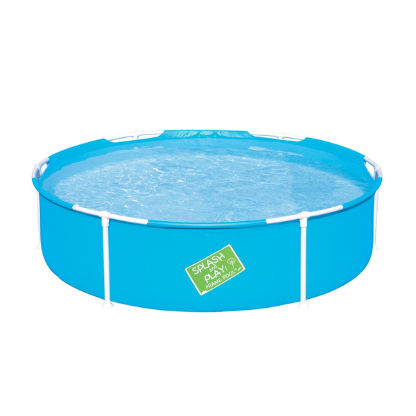 Детский каркасный бассейн Bestway Steel Pro (56283)