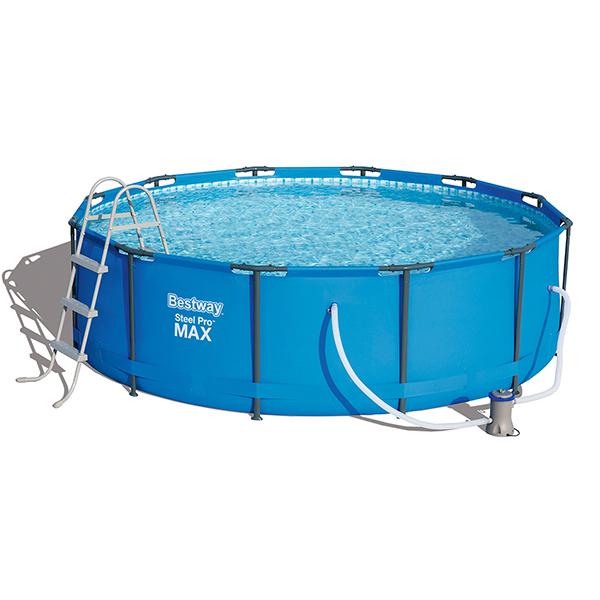 Каркасный бассейн Bestway Steel Pro Max 56418