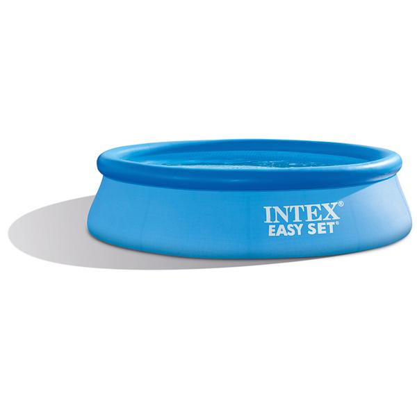 Бассейн надувной семейный  Intex Easy Set (28120NP)