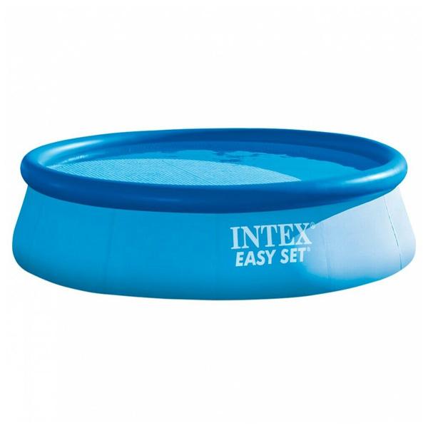 Бассейн надувной Intex Easy Set (28130NP)
