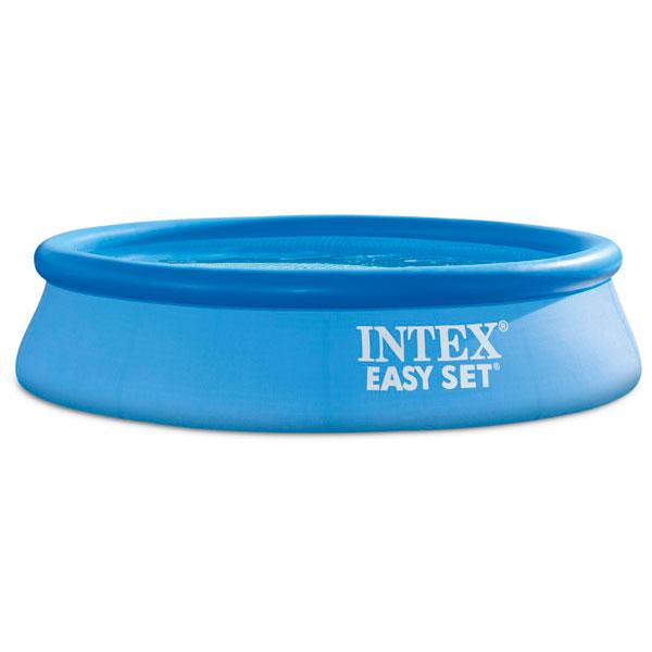 Бассейн надувной INTEX Easy Set (28116NP)