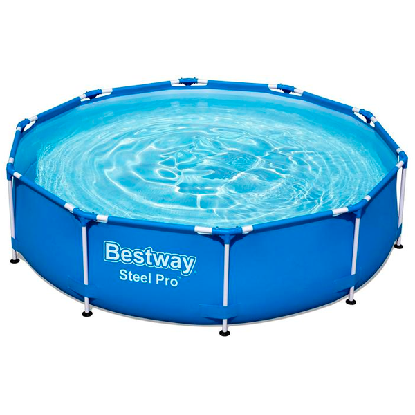 Бассейн каркасный Bestway Steel Pro (56677)
