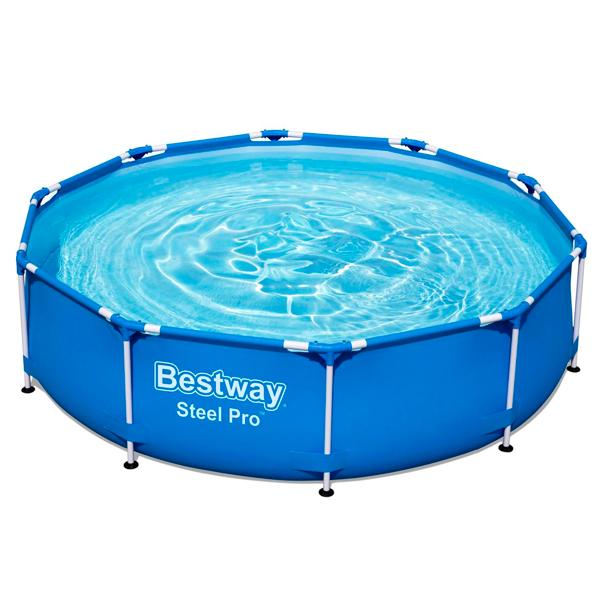Бассейн каркасный Bestway Steel Pro (56679)