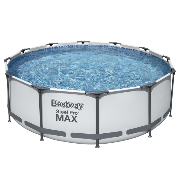 Бассейн каркасный Bestway Steel Pro Max (56418)
