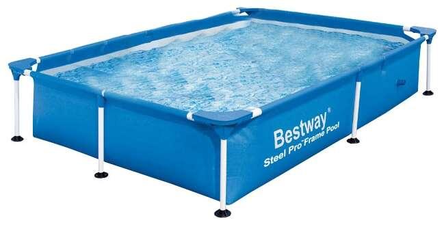 Бассейн каркасный Bestway Steel Pro (56401)