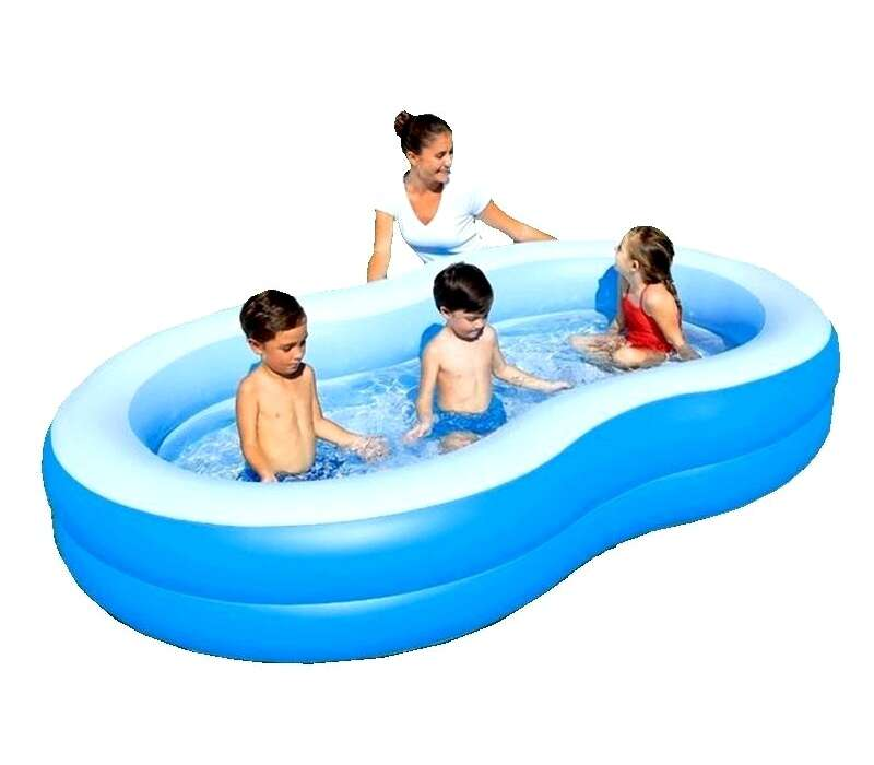 Надувной детский бассейн Bestway 54117