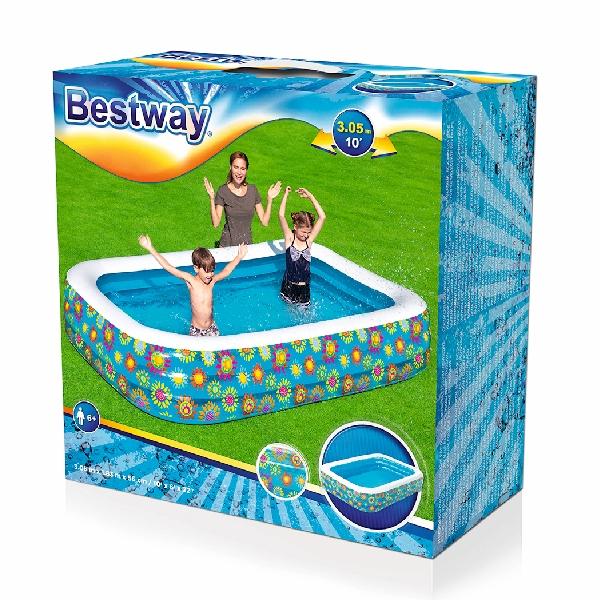 Надувной бассейн Bestway 54121