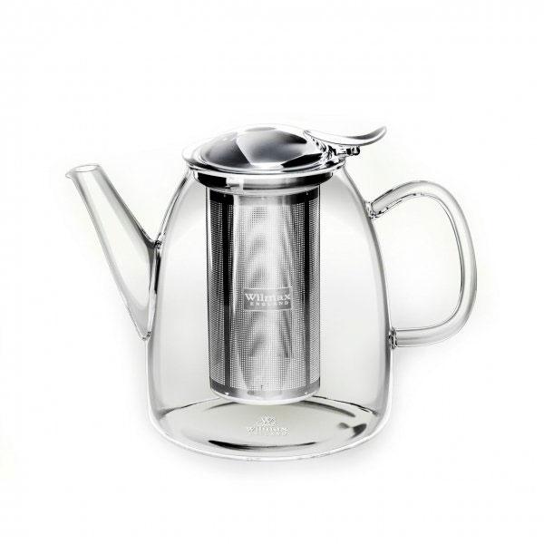 Чайник стеклянный  Wilmax England 888808