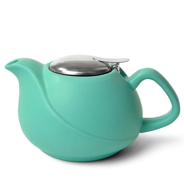 Заварочный чайник Fissman TP-9322 750 мл Аквамарин