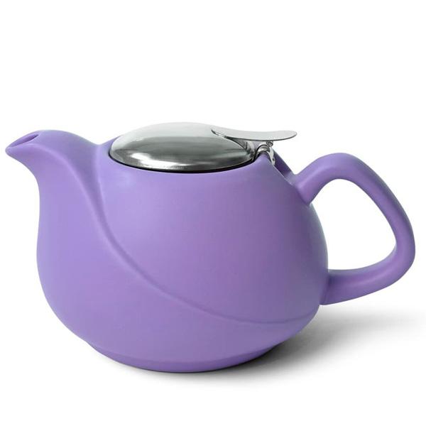 Заварочный чайник Fissman TP-9326 750 мл Лиловый