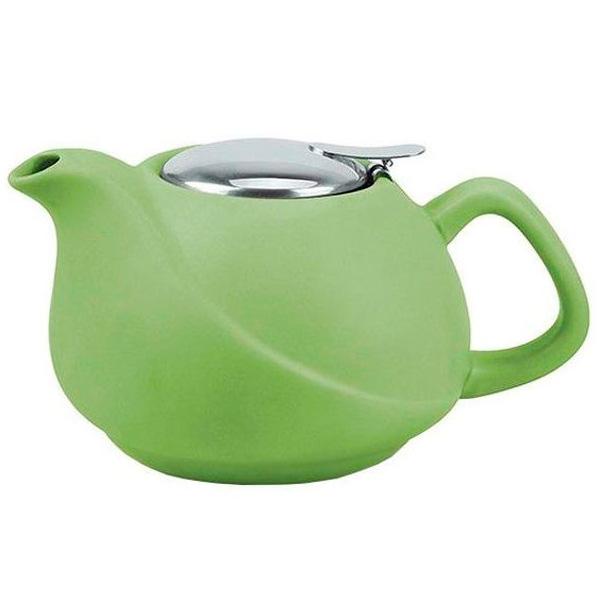 Заварочный чайник Fissman TP-9376 750 мл Салатовый