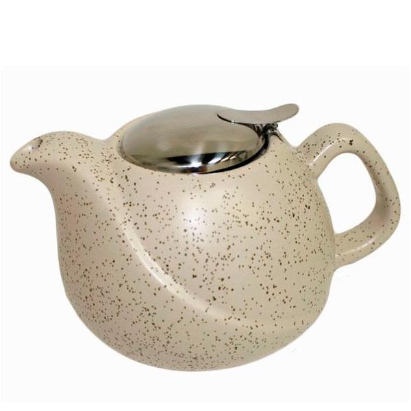 Заварочный чайник  Fissman 9389 750 мл Песочный