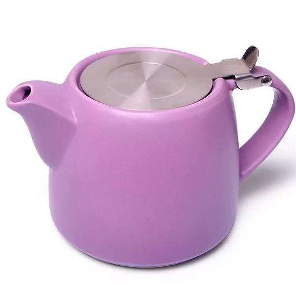 Заварочный чайник  Fissman 9391 600 мл Сиреневый